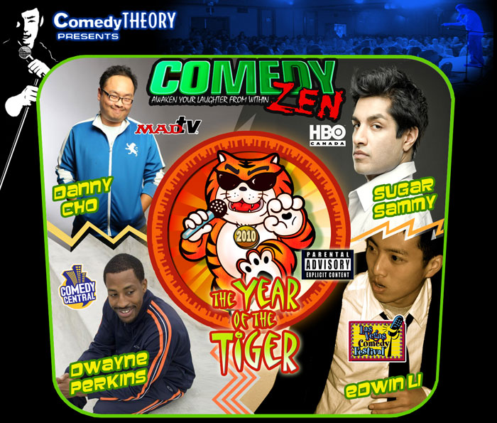 comedy-zen